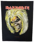 Iron Maiden - 'Killers Head' Giant Backpatch
